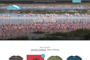 New Plumage website
